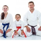 The whole family can enjoy Tang Soo Do!