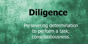 Diligence-in-Ldership