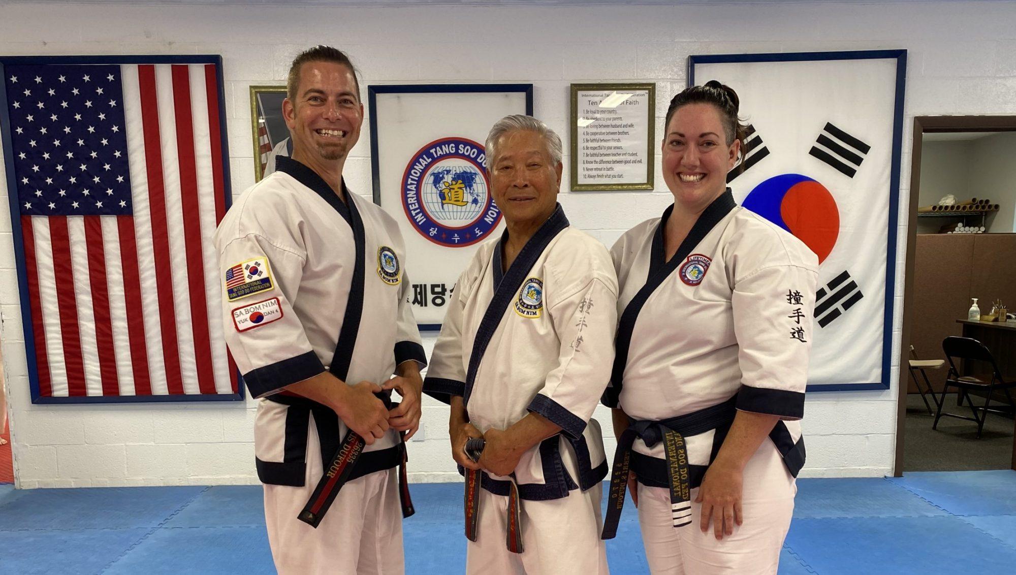 PTSDA Karate