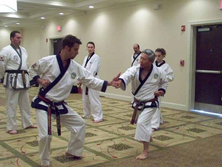 Tang Soo Do develops Balance, Peace of Mind and Confidence